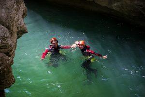 Swimming in Medjurecki