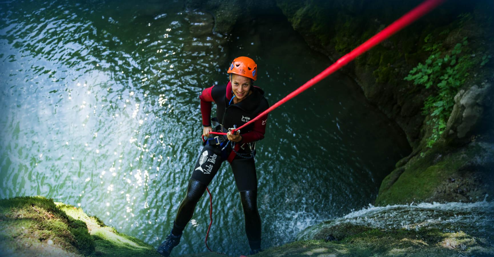 Montenegro Canyoning Courses icopro