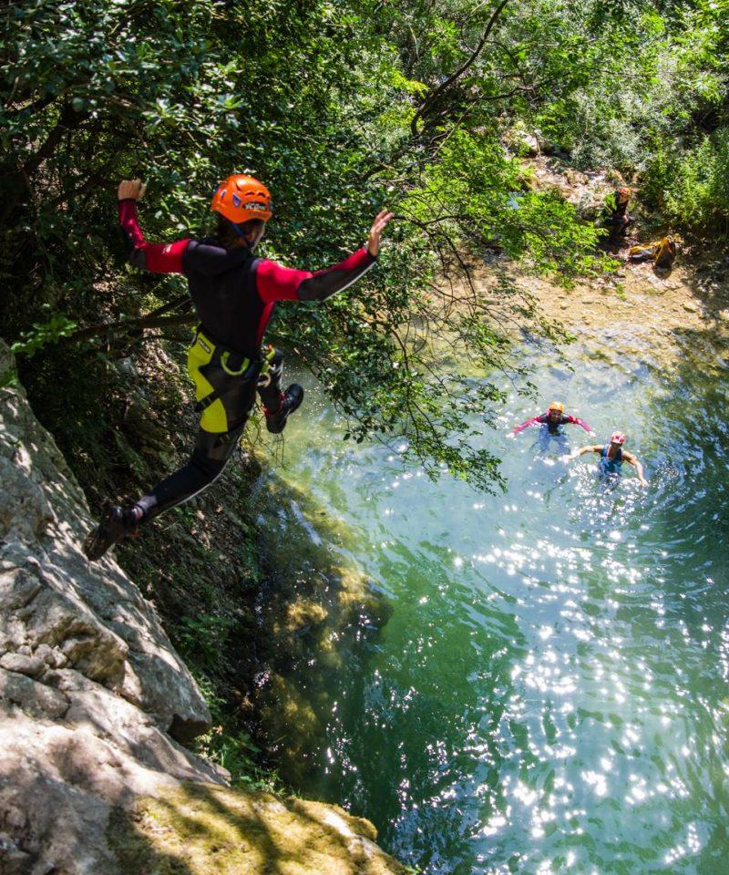 Canyoning Montenegro Medjurecki